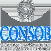 Logo Consob
